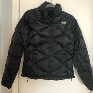 The North Face goose down winter coat